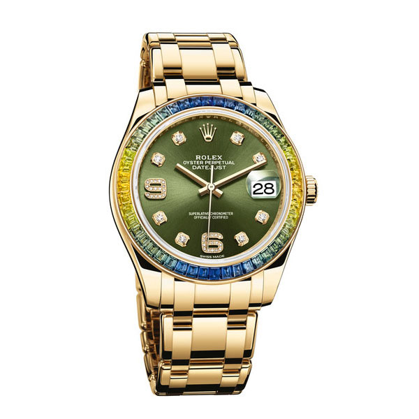Đồng hồ nam cao cấp Rolex Datejust Pearlmaster 39