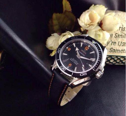 Đồng hồ nam thời trang cao cấp Omega 007
