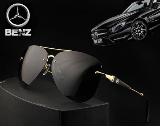 Kính mắt nam thời trang cao cấp Mercedes-Benz 743