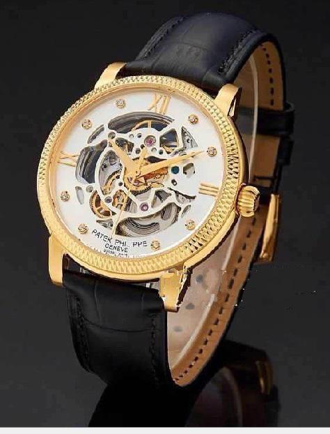 Đồng hồ nam cao cấp Patek Philippe PP02