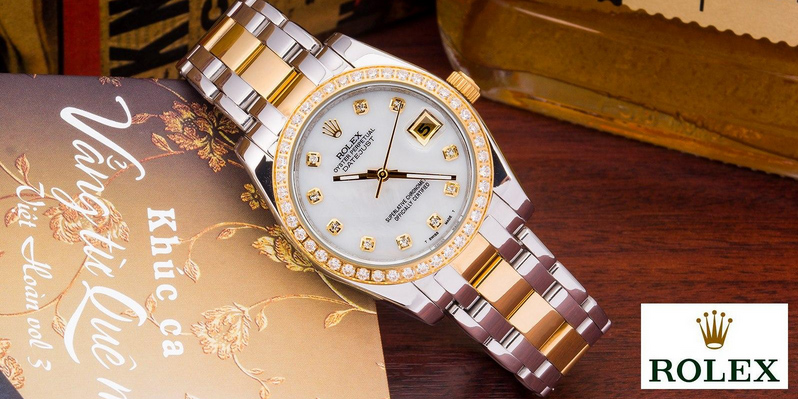 Đồng hồ nam Rolex Oyster Perpetual Datejust RL152