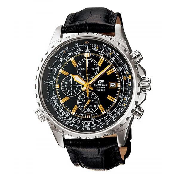 Đồng hồ nam dây da Casio EDIFICE EF-527L-1AVDF