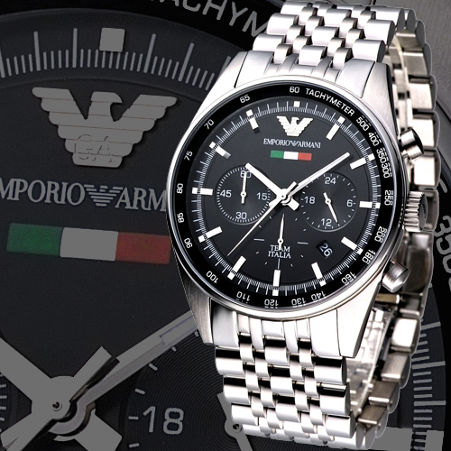 Đồng hồ nam cao cấp Emporio Armani AR5983