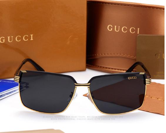 Kính mắt nam cao cấp hàng hiệu Gucci GG5005