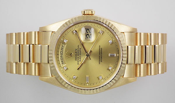 Đồng hồ nam Rolex Oyster Perpetual Day Date RL03