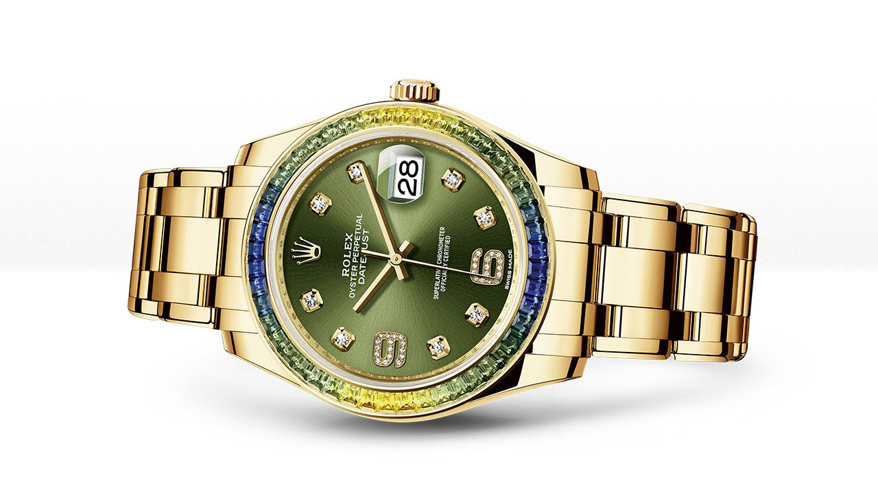 Đồng hồ Rolex Oyster Perpetual Datejust Pearlmaster 39