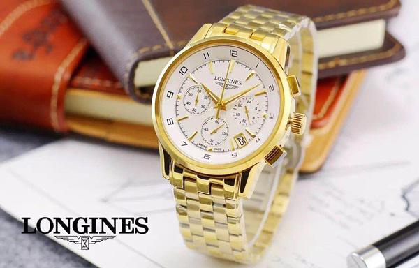 Đồng hồ nam cao cấp Longines L02 Automatic