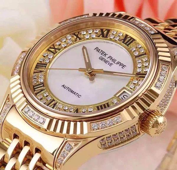 Đồng hồ nam hàng hiệu Patek Philippe Automatic PT11