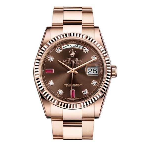 Đồng hồ nam Rolex Day-Date 118235F Automatic