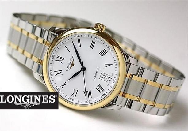 Đồng hồ nam máy cơ cao cấp Longines L2.628