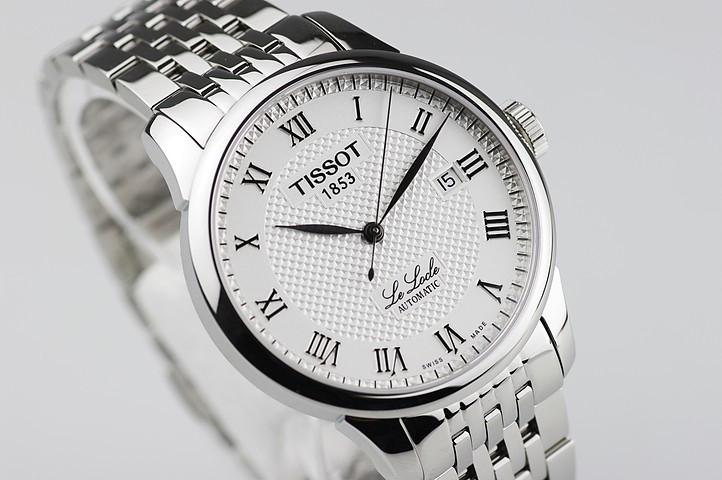 Đồng hồ nam Tissot Le Locle Automatic T41.1.483.33