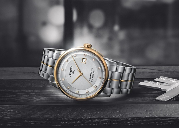 Đồng hồ cơ nam Tissot Classic T086.408.22.036.00