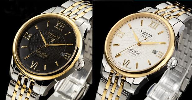 Đồng hồ nam máy cơ cao cấp Tissot 12BL0447271