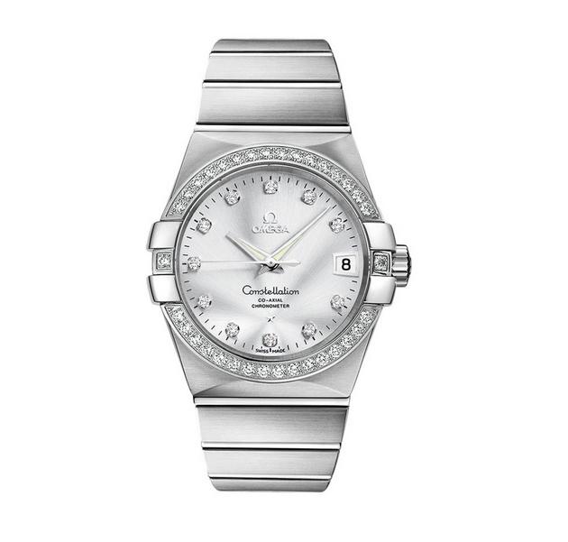 Đồng hồ nam Omega Automatic 123.55.38.21.52.003
