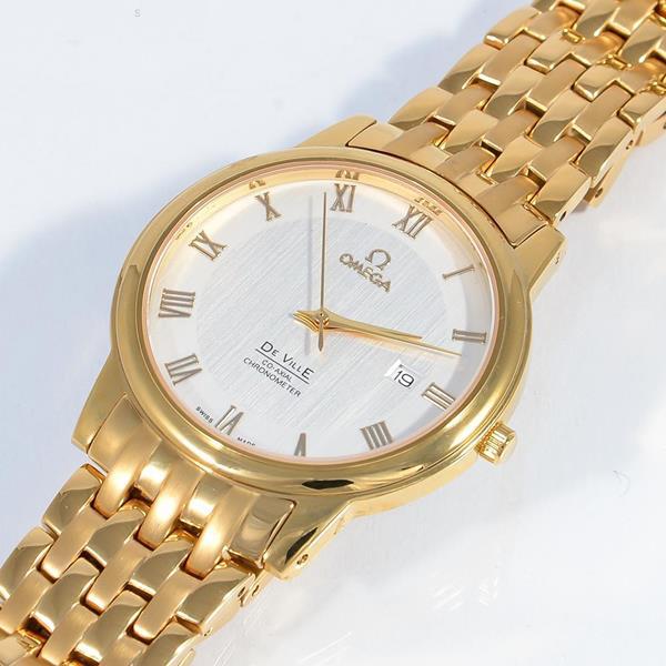 Đồng hồ nam Omega Quartz Chronometer OM03
