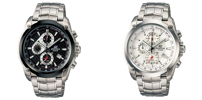 Đồng hồ nam thể thao cao cấp Casio Edifice EF-524D