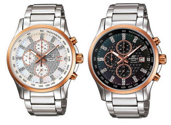 Đồng hồ nam thời trang cao cấp Casio Edifice EF-561D