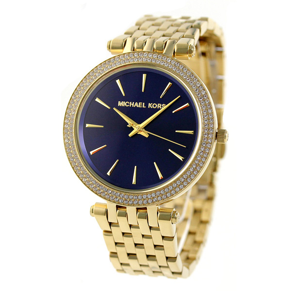Đồng hồ nữ cao cấp Michael Kors Darci Gold MK3406