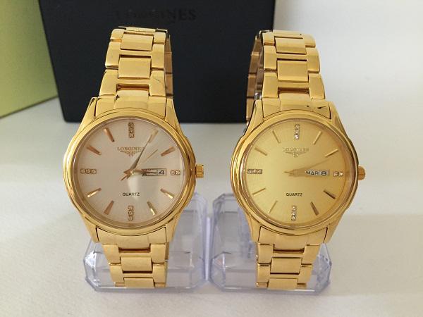 Đồng hồ nam phong cách Longines Quartz L05