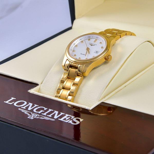 Đồng hồ nữ thời trang cao cấp Longines Quartz L86