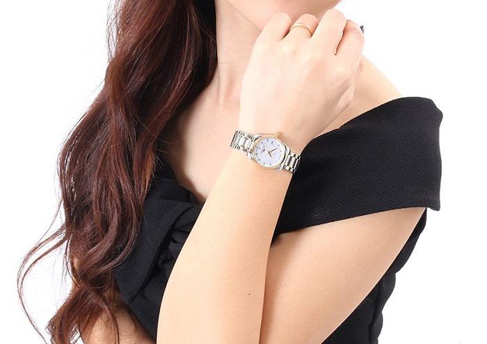 Đồng hồ cơ nữ cao cấp Longines L2.257.5.77.7