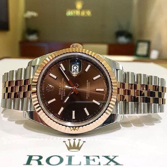 Đồng hồ cơ nam Rolex Datejust 126331
