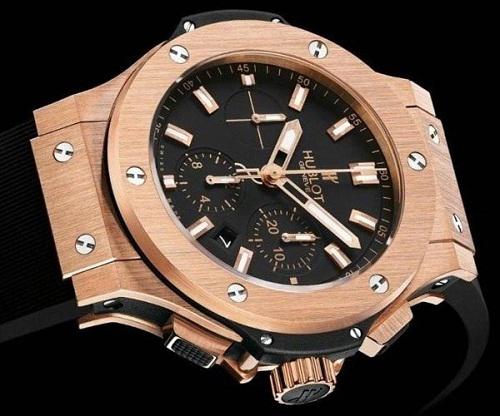 Đồng hồ nam cao cấp Hublot Rose Gold 341.PX.130.RX