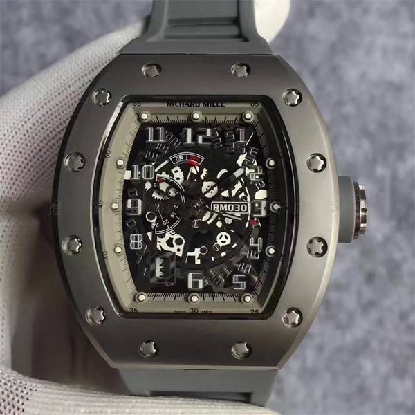 Đồng hồ nam cao cấp Richard Mille Automatic RM030