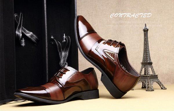 Giày công sở nam hàng hiệu ReeHemes RH01