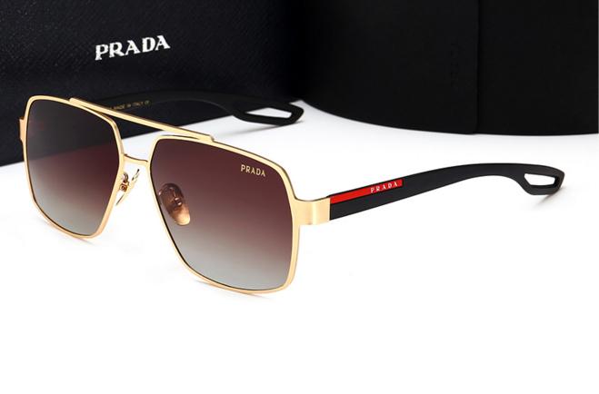 Kính mắt nam thời trang hàng hiệu Prada 0805