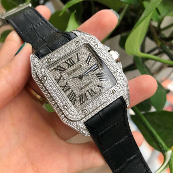 Đồng hồ nữ cao cấp thời trang Cartier WSPN1807