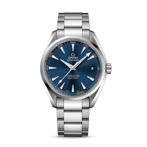 Đồng hồ nam Omega Aqua Terra 522.10.42.21.03.001