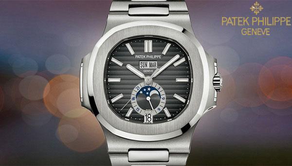 Đồng hồ nam hiệu Patek Philippe 5726/1A-001