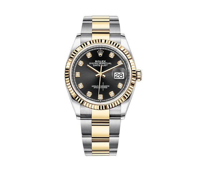 Đồng hồ nam cao cấp Rolex Datejust 126233-0022