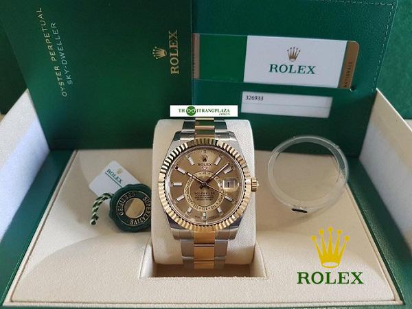 Đồng hồ nam Rolex Sky-Dweller 326933