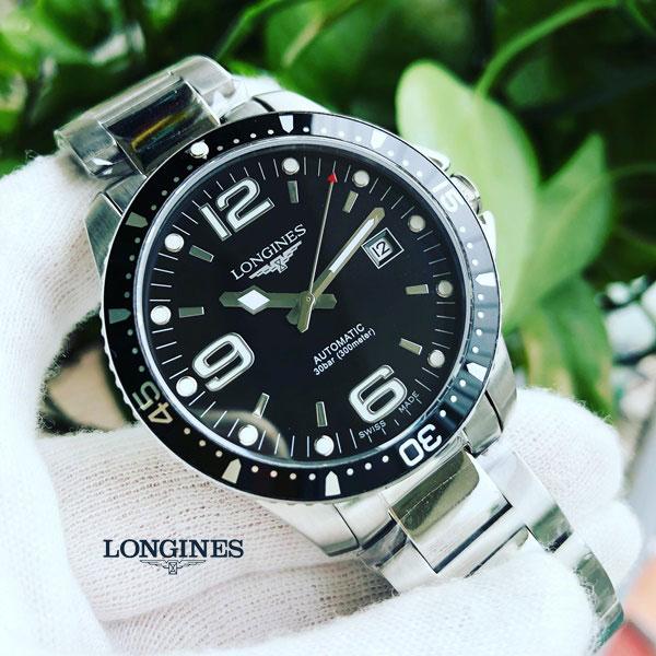 Đồng hồ nam Longines Hydroconquest L3.742.4.56.6
