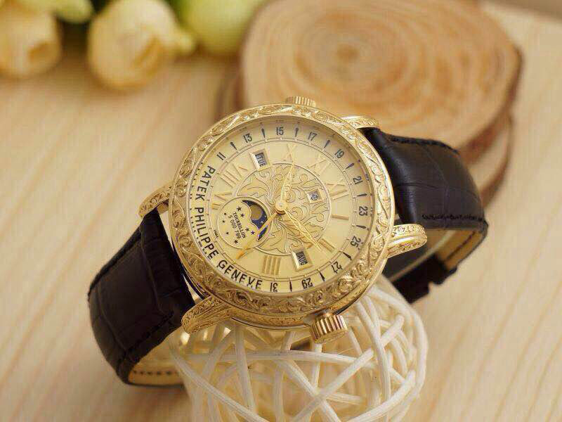 Đồng hồ nam thời trang cao cấp Patek Philippe PP01