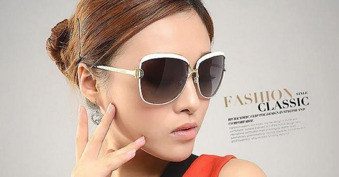 Kính mắt nữ thời trang cao cấp Dior 8702