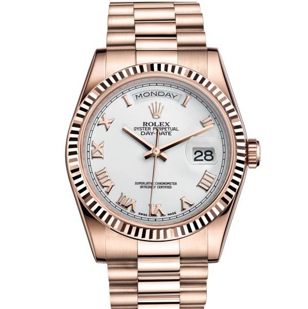 Đồng hồ nam cao cấp Rolex M118235F 0024