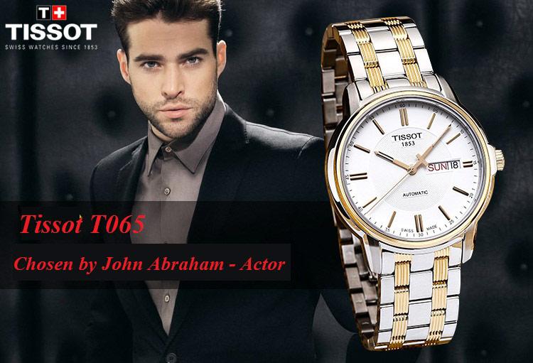Đồng hồ nam Automatic Tissot T065.430.22.031.00