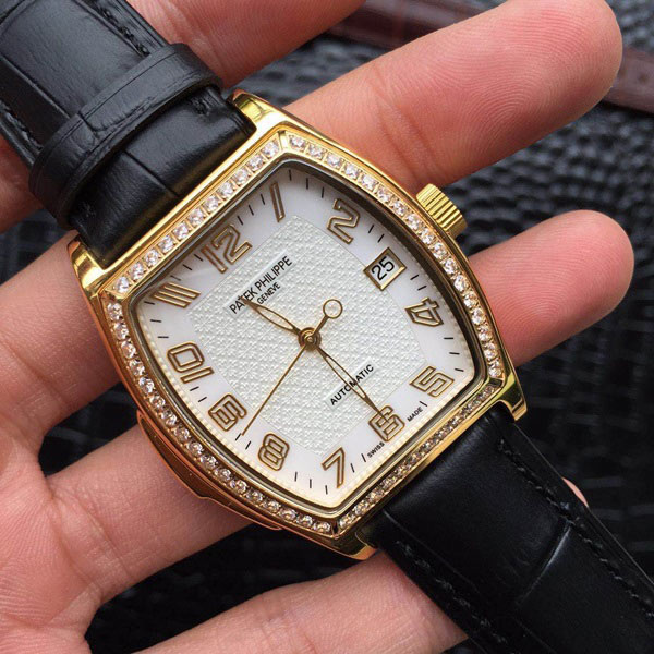 Đồng hồ nam thời trang Patek Philippe Geneve PP03