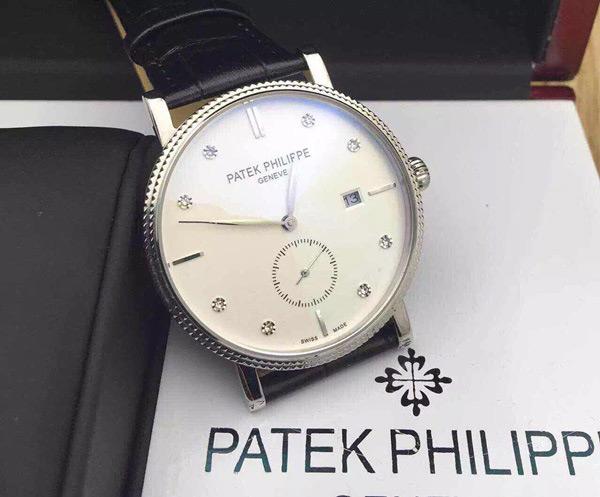 Đồng hồ nam cao cấp Patek Philippe PT04