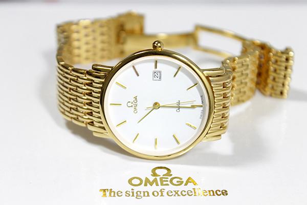 Đồng hồ nam thời trang cao cấp Omega OM02