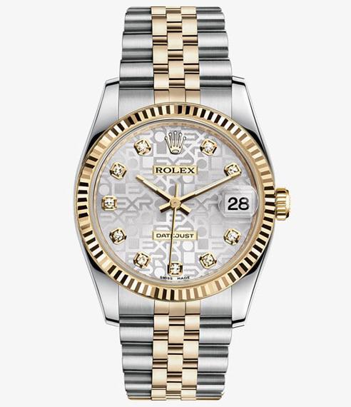 Đồng hồ nam cao cấp Rolex Datejust RL19