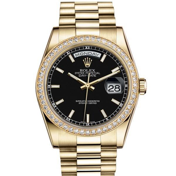 Đồng hồ nam cao cấp hàng hiệu Rolex M118348