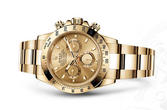 Đồng hồ nam Rolex Daytona Gold 116528 Automatic
