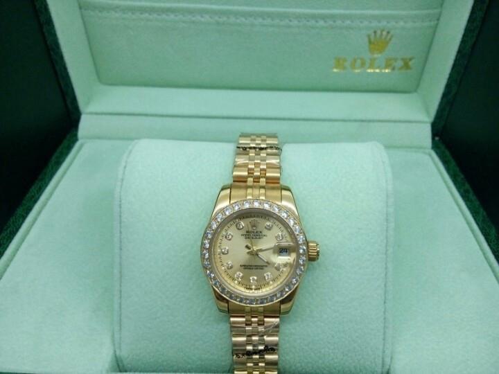 Đồng hồ nữ thời trang cao cấp Rolex Automatic RL01