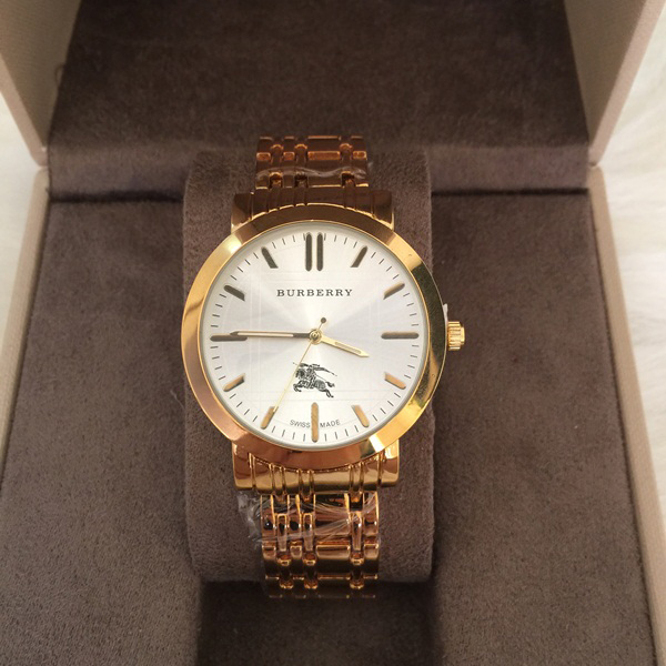 Đồng hồ nam cao cấp Burberry Quartz BR01