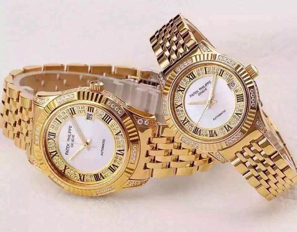 Đồng hồ nữ cao cấp hàng hiệu Patek Philippe PT11