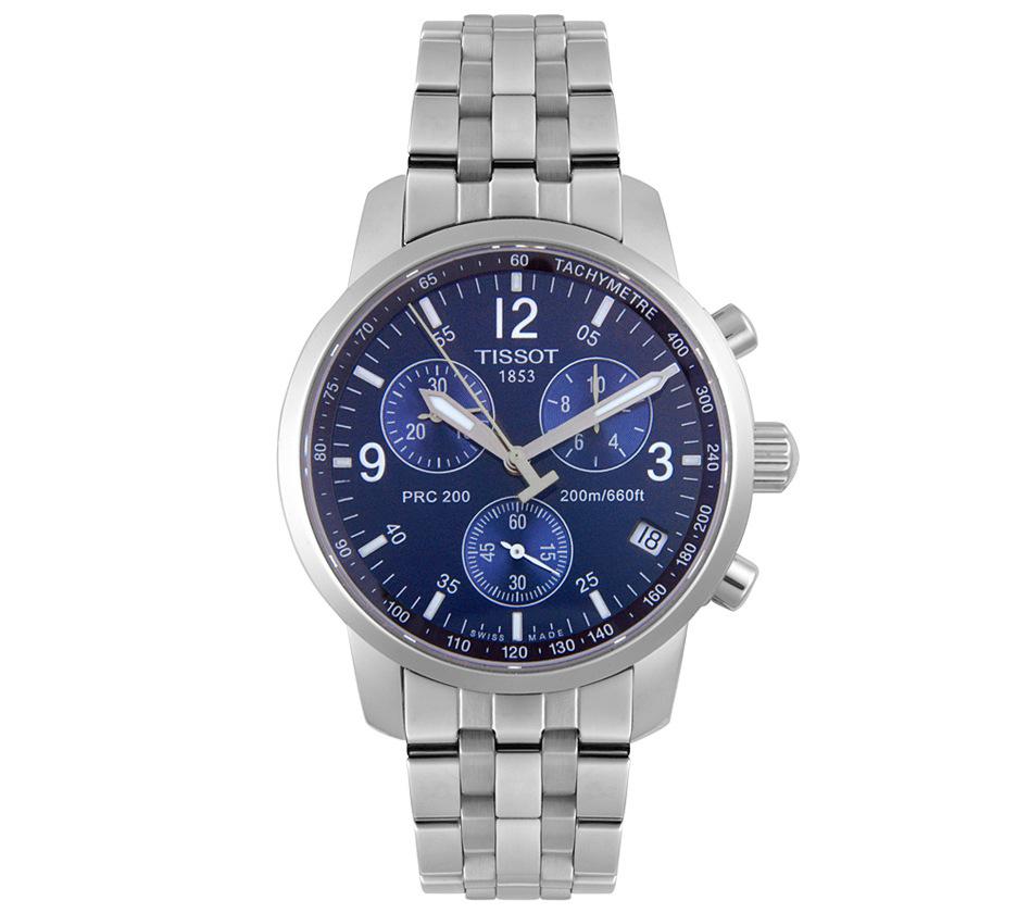 Đồng hồ nam cao cấp Tissot PRC200 T17.1.586.42